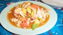 chicken sweet & sour