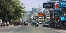 Beach Road in Pattaya