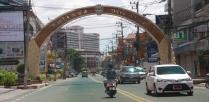 """Orts""eingang Pattaya (Ortsteil ""Jomtien"")"