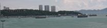 Pattaya, südliche Bucht