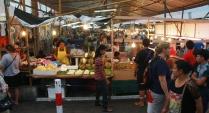 Der Pattaya Nachtmarkt - ein echter Geheimtipp für leckeres Essen, Vielfältigkeit der Gerichte und günstige Preise -> must see