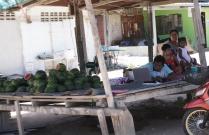 Melonen-Familien-Business (inkl. Arbeitsteilung)