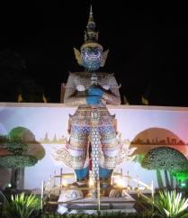 der Bewacher von Little Siam