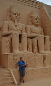 kurzer Abstecher nach Abu Simbel in Ägypten
