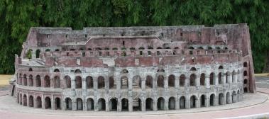 Colosseum Maximus in Rom