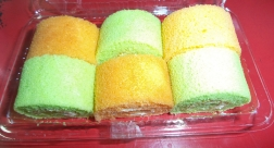 """thailändische """"Küchelchen"""" - total soft und lecker - optimaler Nachtisch"""