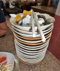 """das war ein hartes Stück Arbeit: sogenannte """"boat noodle soup"""""""
