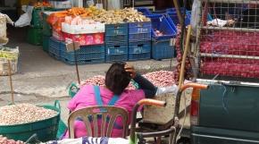 Gemüse Markt