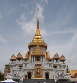 """Der Wat Traimit des """"Goldenen Buddhas"""" - eine besondere Location in Bangkok"""