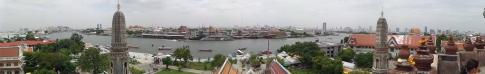 ein Panorama-Bild geschossen