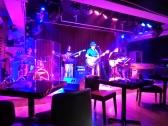 Live Musik - gar nicht übel, dieser chinesisch angehauchte Urban/Jazz