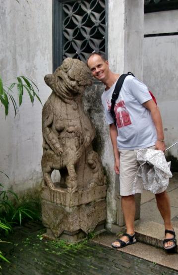 Ein neuer Freund... ;-)