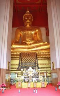 für den großen Buddha