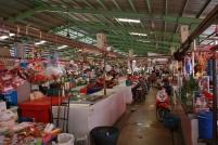 Markt auch innen, Blick von oben