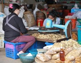 Erdnüsse - so kann man sie auch trocknen