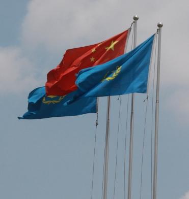 Wir sind in China (Shanghai)