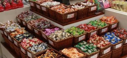An Süßwaren mangelt es nicht - bei 21snacks wäre man begeistert!