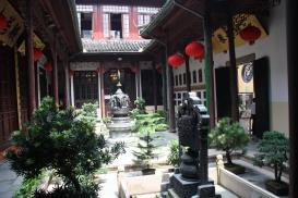 ... ist der Tempel des Jade Buddhas