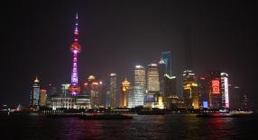 Skyline Shanghai (Pudong Seite) - sehr schön!
