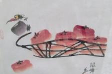 aber auch die chinesische Malerei sieht echt toll aus!