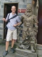 (zwei) chinesische Warrior