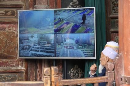 und bei Bedarf auch modern - Übertragung aus der Moschee
