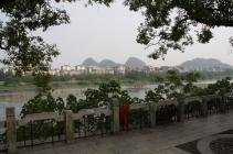 Lijiang River und Karstlandschaft
