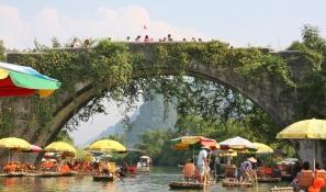 """diese Brücke ist """"the place to go"""" für Hochzeitspaare für ein Fotoshooting"""