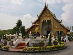 Wat Phrasingh ein großen Gelände