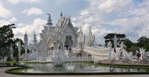 das aber - Wat Rong Khun