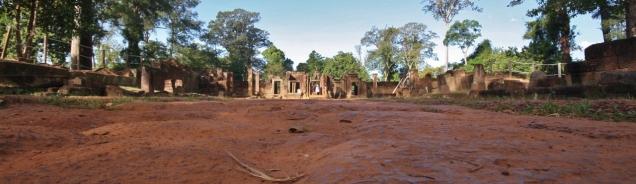 das Faarbenspiel ist in der Region um Angkor Wat sensationell