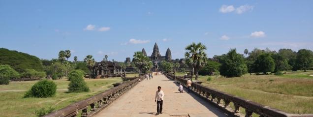 """Tempelanlage """"Angkor Wat"""""""