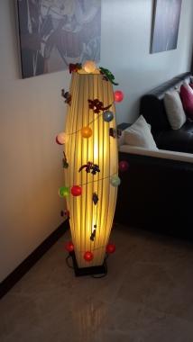 Weihnachtsbaum auf thailändisch