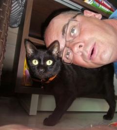 """Carsten und """"Katze"""""""