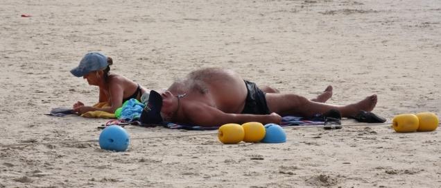 Ausflug nach Patong Beach: ich war echt erschrocken - platzt er gleich?
