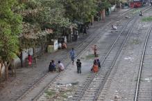 Hauptbahnhof in Mandalay