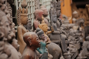 In Mandalay ist Handwerk ein großes Thema