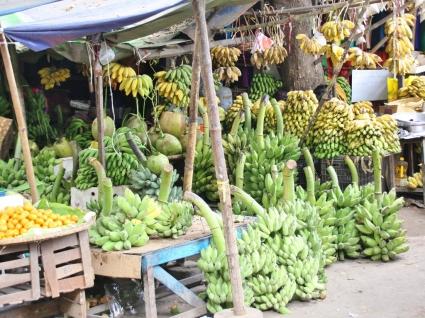 noch ein paar Bananen