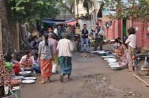 sehr ländliches Bagan