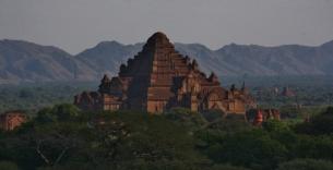 "die beeindruckende ""Pyramide"""