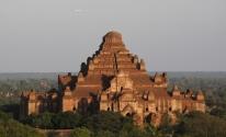 """die große """"Pyramide"""""""