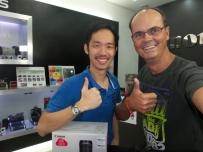 YES, Carsten hat sich eine neue Kamera gekauft (EOS 70D - ein super Ding!!)