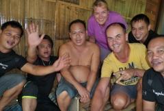 Koch, Führer und Familie - wir hatten viel Spaß!