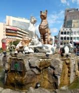 """Kuching, das bedeutet """"Stadt der Katzen"""""""