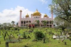 An Moscheen fehlt es nicht in Malaysia