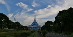 Stadthalle von Kuching