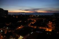 ich hätte jeden Tag ein Foto vom Sonnenaufgang schießen können :-)