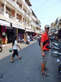 in Phnom Penh