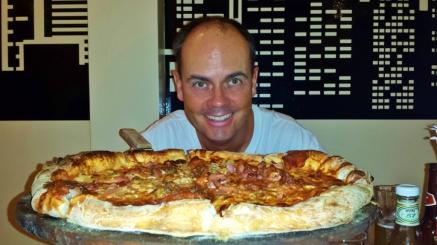 """Die beste Pizza, die ich jemals gegessen habe (im """"Brooklyn"""")"""