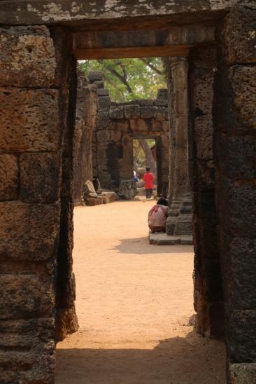 """Tonle Bati - so eine Art """"kleines Angkor Wat"""""""